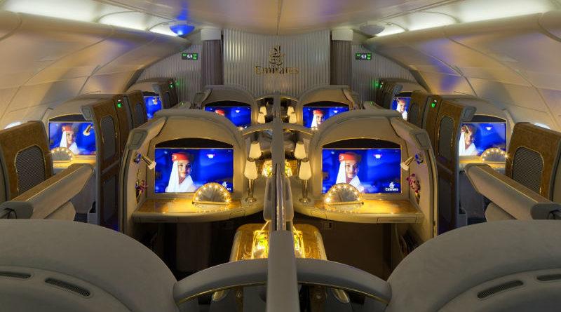 9 สุดยอด ที่นั่งชั้น First Class สายการบินดังระดับโลก