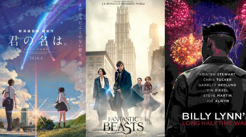 จะสิ้นปี แต่หนังดีไม่สิ้นใจ! 10 อันดับหนังใหม่ เดือนพฤศจิกายน