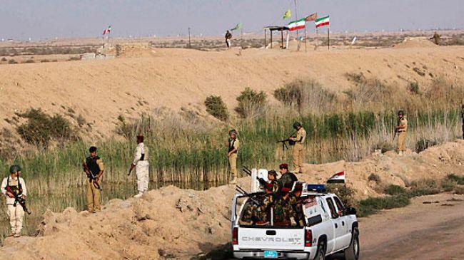 พรมแดนอิหร่าน-อิรัก