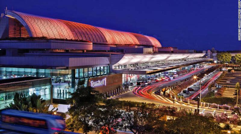 สนามบิน ซางงี คว้าแชมป์!! 10 สุดยอดสนามบินยอดเยี่ยมแห่งปี 2017 จัดโดย Skytrax