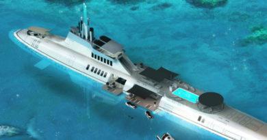 10 เรือดำน้ำส่วนตัว ของเล่นสุดหรูของเหล่าอภิมหาเศรษฐีโลก