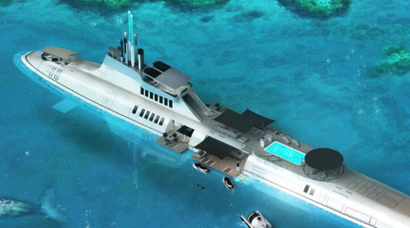 เรือดำน้ำส่วนตัว ของเล่นสุดหรูของเหล่าอภิมหาเศรษฐีโลก