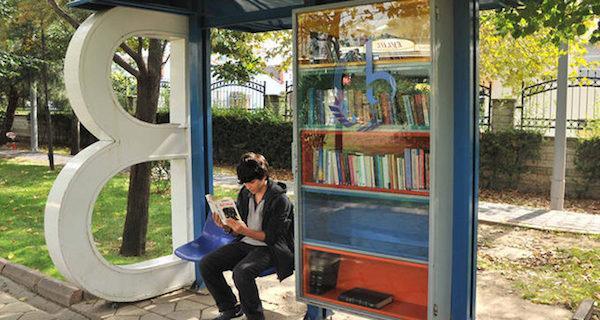 ป้ายรถเมล์-Istanbul