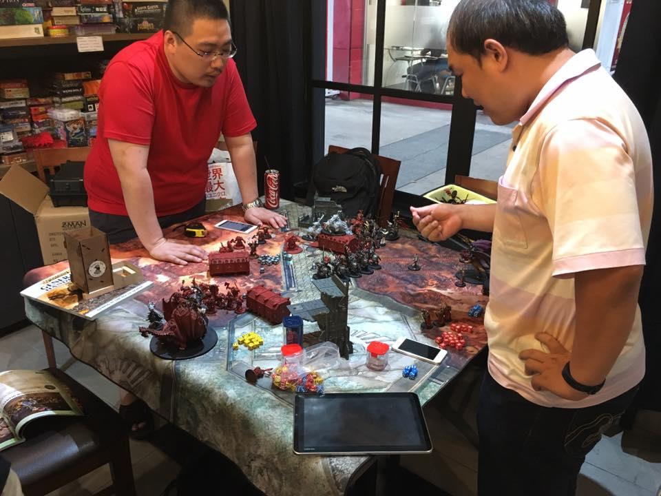 Knight's Tale Boardgame Café -MRT สามย่าน1