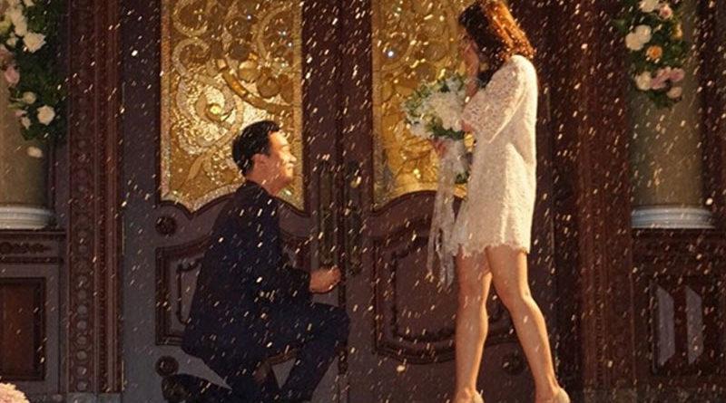 5โมเมนต์ขอแต่งงานดารา