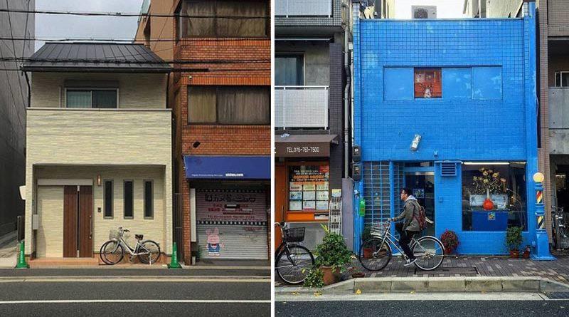 น่าชื่นชม-ช่างภาพถ่ายอาคารขนาดเล็กที่ซ่อนตัวอยู่ในเมืองเกียวโตประเทศญี่ปุ่น
