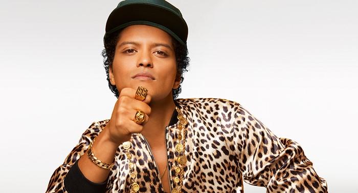 Peter Gene Hernandez (a.k.a. Bruno Mars)