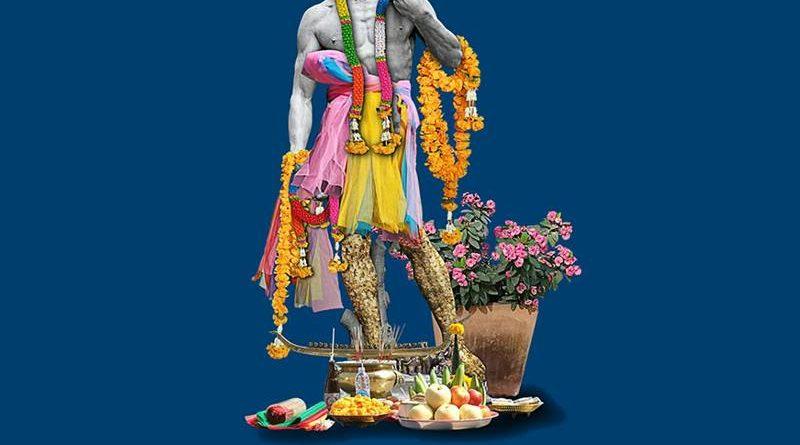 Transformation of Object to worshiping-Sakkarin Suttisarn
