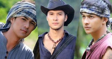 งานดีคักแท้ ส่อง 5 นักแสดงชายหน้าไทย หล่อเข้ม ในนายฮ้อยทมิฬ