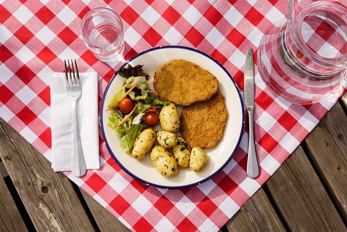 ออสเตรีย-มื้อเที่ยง