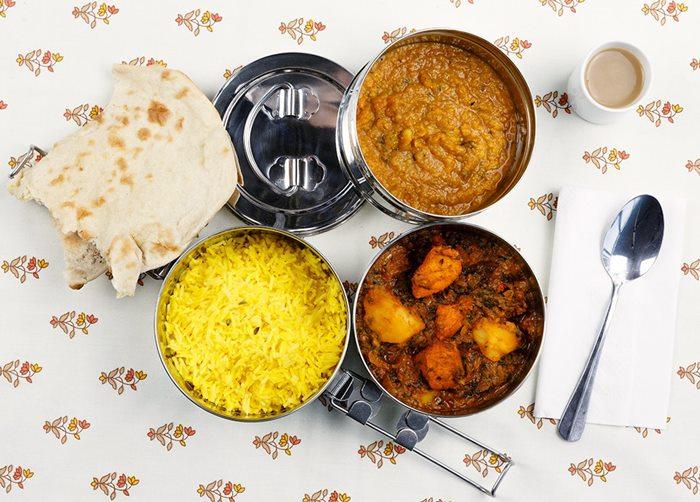 อินเดีย-มื้อเที่ยง