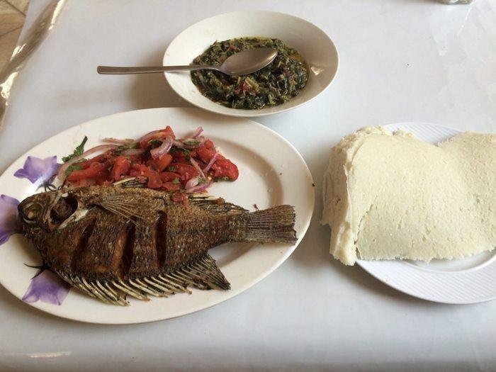 เคนย่า-มื้อเที่ยง
