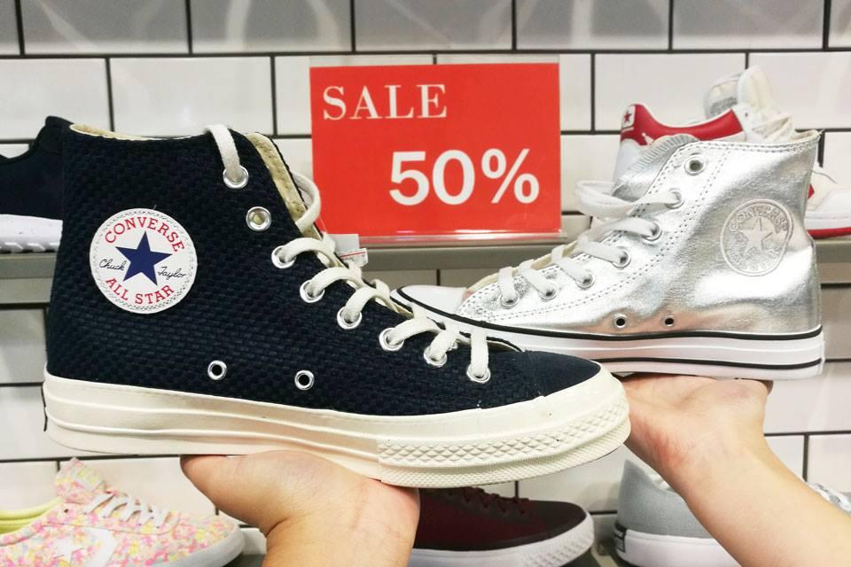 3. Converse ลดสูงสุด 50%