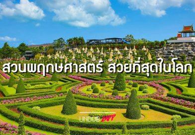 """สวนนงนุชก็ติด!! 10 อันดับ """"สวนพฤกษศาสตร์"""" สวยที่สุดในโลก รวมพืชพันธุ์หายากทั่วโลก"""
