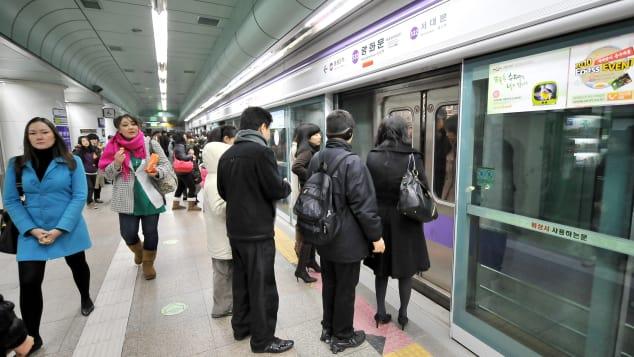 รถไฟใต้ดิน รถไฟฟ้า BTS MRT ดีสุดในโลก