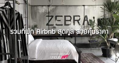 Sleep อย่างฮิปส์!! เช็กลิสต์ที่พักสุดคูล ในไทยสไตล์ Airbnb ที่ทั้งสวยทั้งคุ้ม!