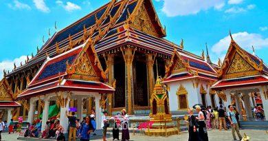 คนไทยยังไปไม่ครบ!! 10 อันดับที่เที่ยวกรุงเทพฯ ที่ต่างชาตินิยมมากที่สุด