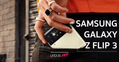 "Flip ชีวิต ให้สุดทุกสไตล์  กับไอเทมใหม่จากบ้าน Samsung ""Galaxy Z Flip 3"""